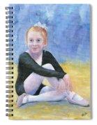 Beginning Ballet Spiral Notebook