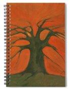 Beginning Of Life Spiral Notebook