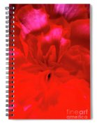 Begonia Spiral Notebook