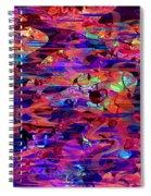 Beguiled Spiral Notebook
