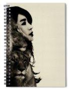 Love Behind The Scene Spiral Notebook