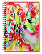 Behind The Drive In Spiral Notebook