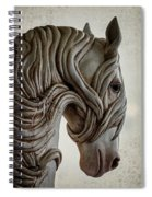 Behold The Pale Horse Spiral Notebook