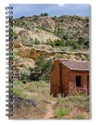Behunin Cabin Spiral Notebook