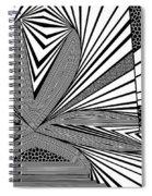 Beige Marketeer Spiral Notebook