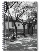 Beijing City 10 Spiral Notebook
