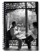 Beijing City 14 Spiral Notebook