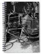 Beijing City 18 Spiral Notebook