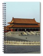 Beijing City 28 Spiral Notebook