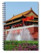 Beijing City 30 Spiral Notebook