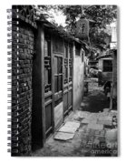 Beijing City 6 Spiral Notebook