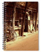 Beijing City 8 Spiral Notebook