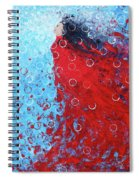 Being A Woman 6 - In Water Spiral Notebook
