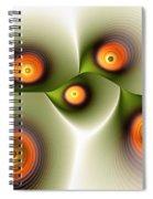 Being Smooth Spiral Notebook