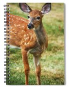 Being Young Spiral Notebook