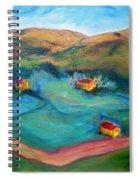 Beit Shemesh Spiral Notebook