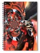Bejeweled Spiral Notebook