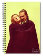 Bela Lugosi And Helen Chandler, Dracula Spiral Notebook