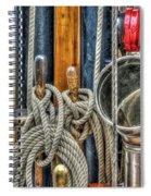 Belay Spiral Notebook