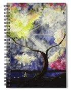 Beleaf Dove House Spiral Notebook