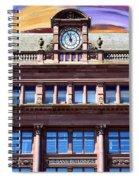 Belfast Architecture 9 Spiral Notebook