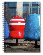 Belfast Buoys Spiral Notebook