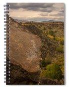 Belfast Petroglyphs Spiral Notebook