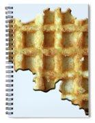 Belgium Wafelland Spiral Notebook