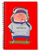 Belichick Spiral Notebook