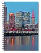 Believe-land Spiral Notebook