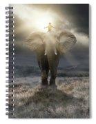..believe.. Spiral Notebook