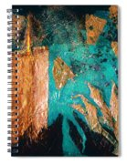 Bell, Book And Candle Spiral Notebook