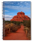 Bell Rock Spiral Notebook