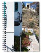 Santa Catalina Island Bell Tower Spiral Notebook