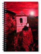 Bell Tower Spiral Notebook