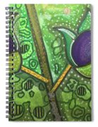 Bella Donna Spiral Notebook