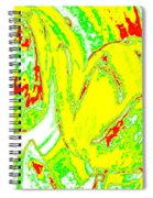 Bella Flora 7 Spiral Notebook