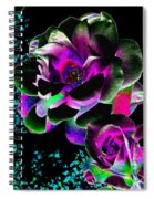 Bella Flora 8 Spiral Notebook