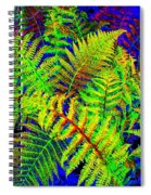 Bella Flora Spiral Notebook