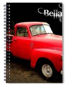 Bella's Ride Spiral Notebook