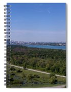 Belle Isle Spiral Notebook