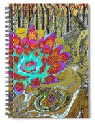 Belle's Palsy Spiral Notebook