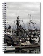 Bellingham Bay Ship Yard Spiral Notebook