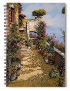 Bello Terrazzo Spiral Notebook