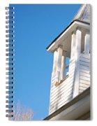 Belltower Spiral Notebook