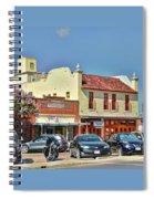 Bellville Spiral Notebook