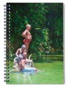 Belly Spiral Notebook