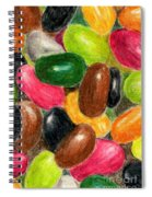 Belly Jelly Spiral Notebook