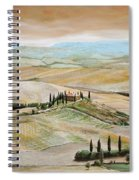 Belvedere - Tuscany Spiral Notebook