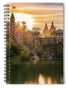 Belvedere Castle Spiral Notebook